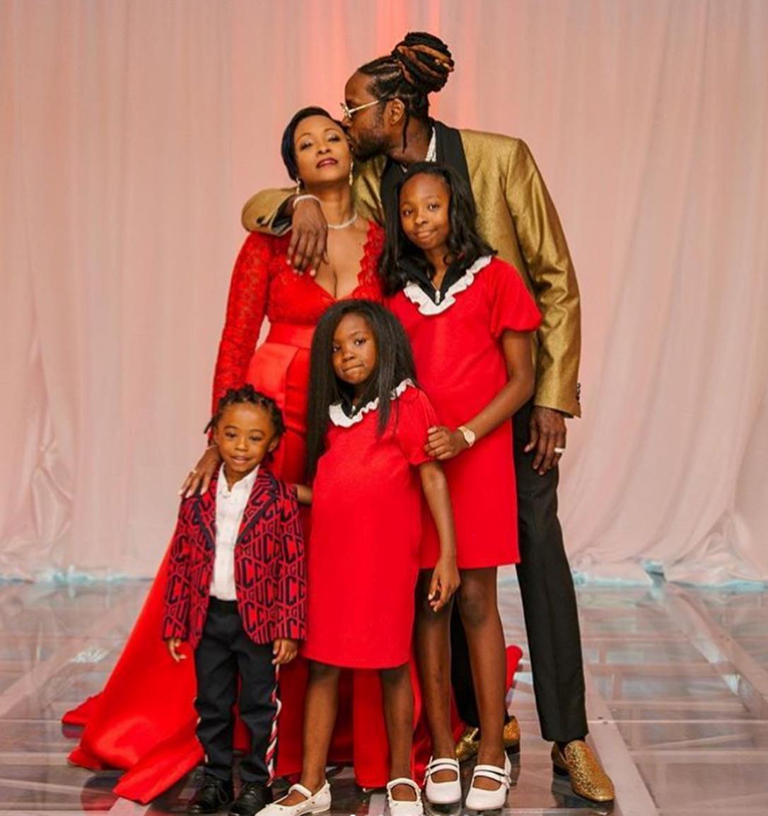 2 Chainz Marries Longtime Girlfriend Kesha In Miami Photos 9