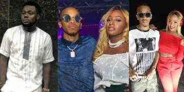Nigerian man accuses DJ Cuppy of sleeping with Tekno