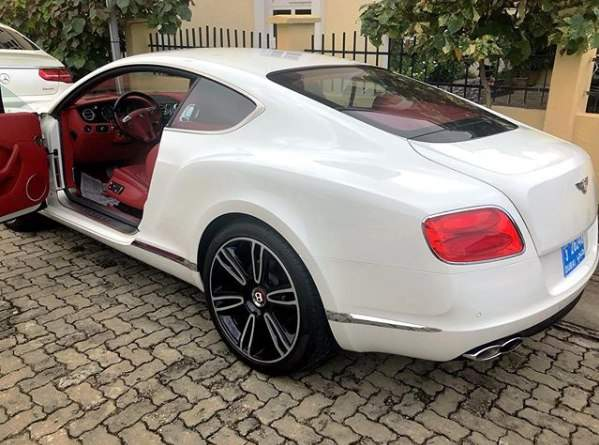 Pretty Mike Buys Himself A Brand New Bentley Gt 1