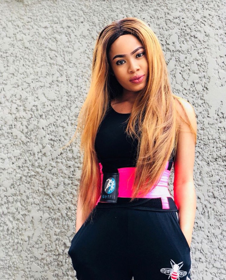 Your Coins From Big Brother Go Soon Finish No Worry Toyin Lawani Slams Miracle Again 2