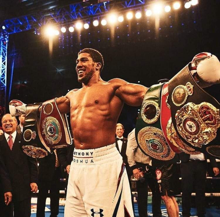 Anthony Joshua Knocks Out Alexander Povetkin In The Seventh Round To Retain World Heavyweight Titles 3