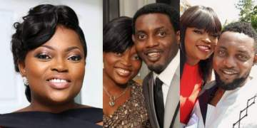 #10YearsChallenge: Funke Akindele shows true friendship as she shares throwback photo with AY Comedian