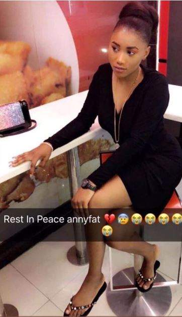 Beautiful Lagos Girl Killed By Gas Explosion In Her Kitchen Photos 1