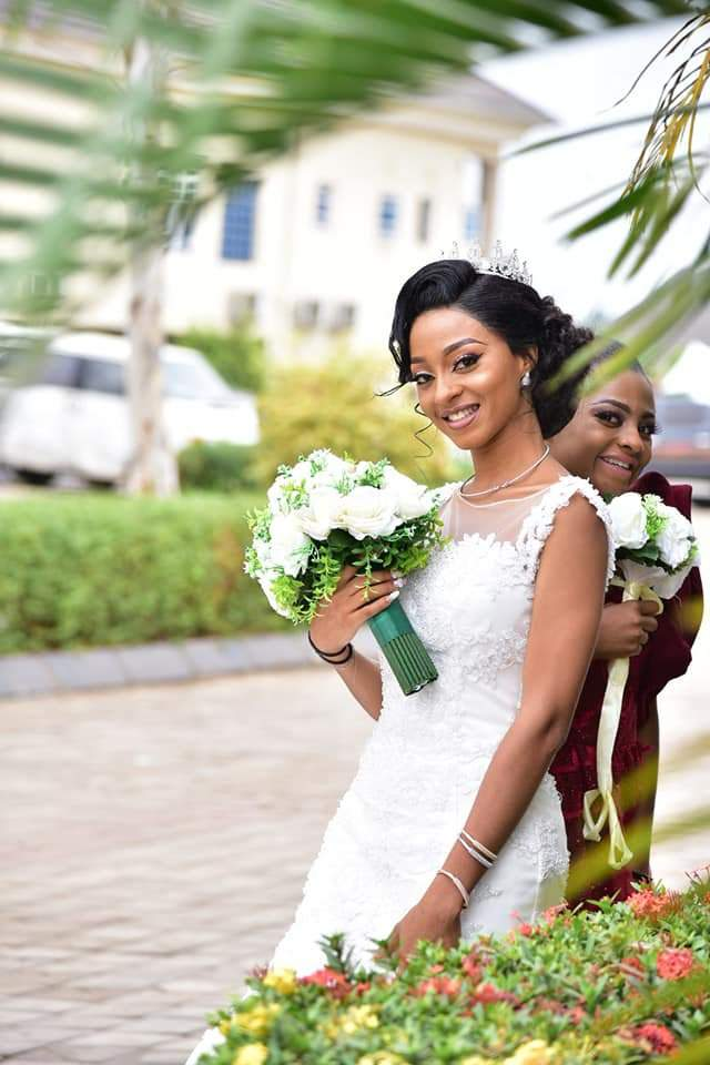 Beautiful Nigerian Couple Tie The Knot 7 Years After They Met At A Motor Park Photos 7