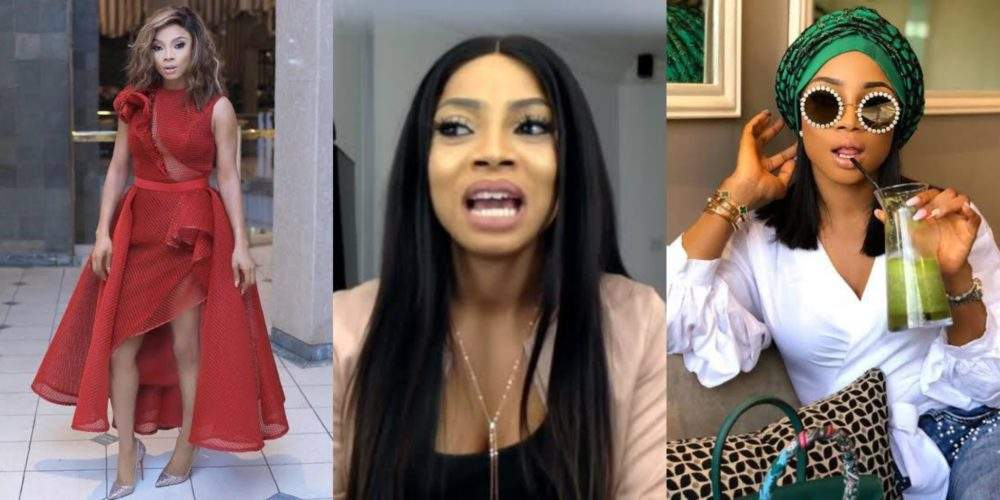 Cheers To Plenty Orgasms And Laughter In 2019 Toke Makinwa Tells Her Fans