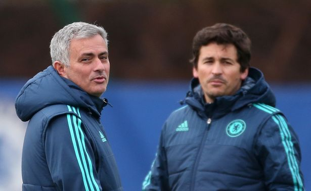 Mourinho Appoints Faria As Assistant At Manchester United