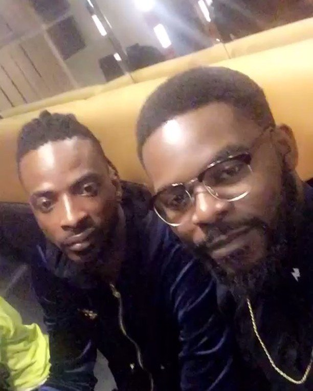 Falz And 9ice Settles