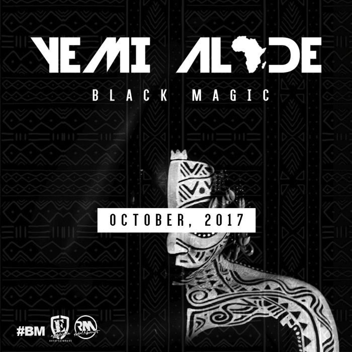 Yemi Alade Black Magic Album Reveal Poster