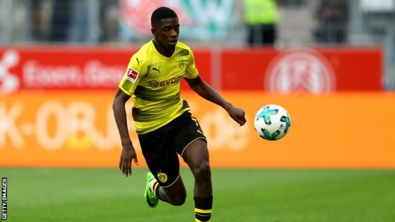 Barcelona Agree Deal To Sign This Dortmund Star For £135.5M To Replace Neymar (Photo)