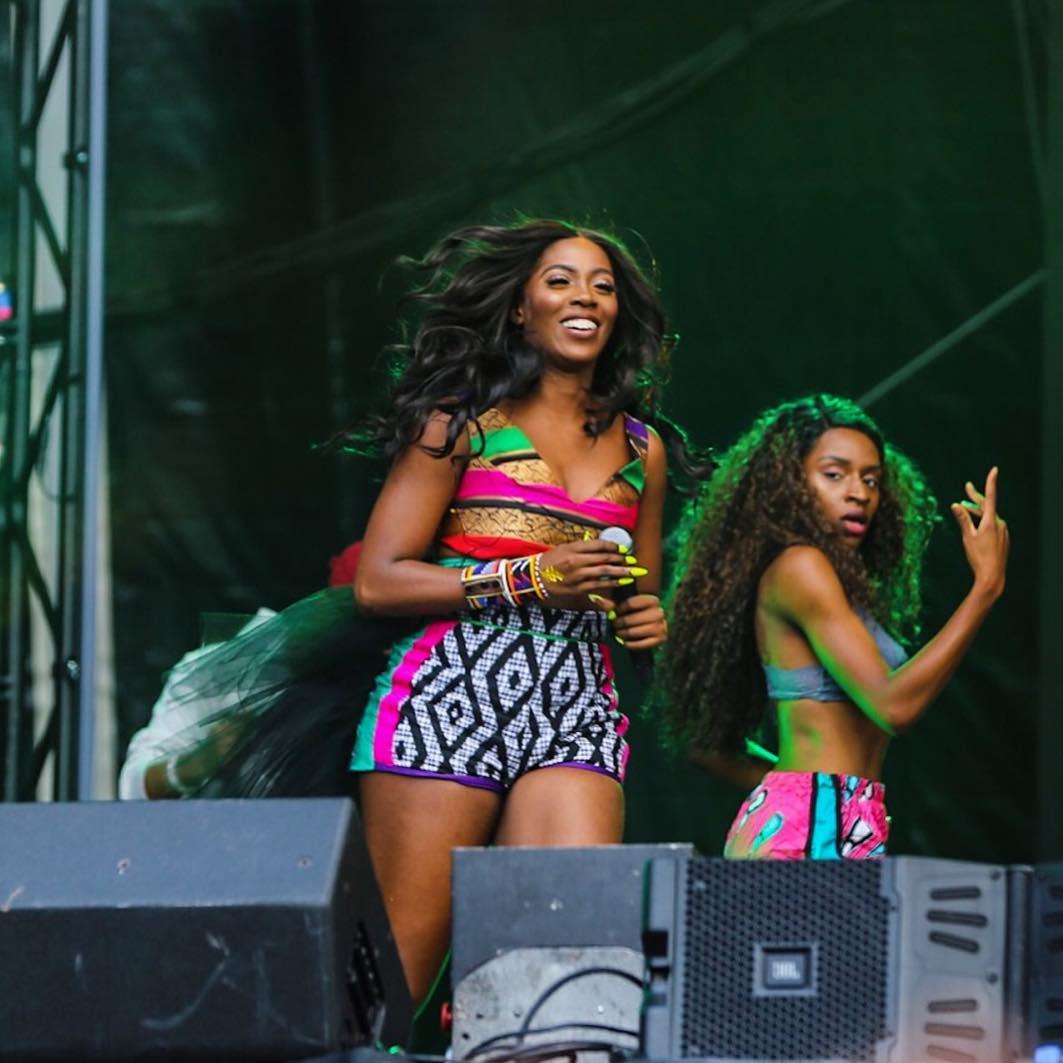 Tiwa Savage, Maleek Berry, Jay Z & Others Perform At Tidalxbmia Concert (Photos)