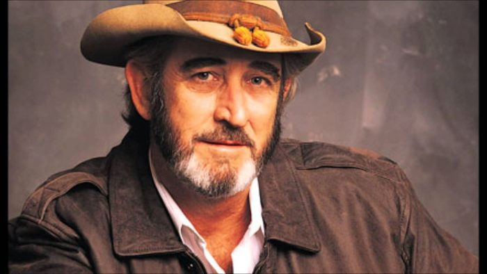 Sad!! Country Music Star Don Williams is Dead; Aged 78