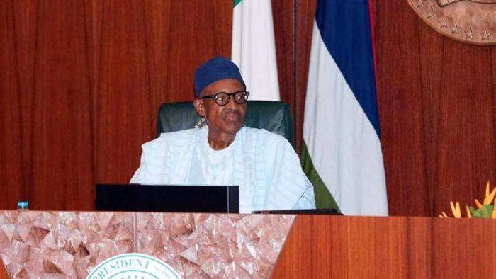 President Muhammadu Buhari 1