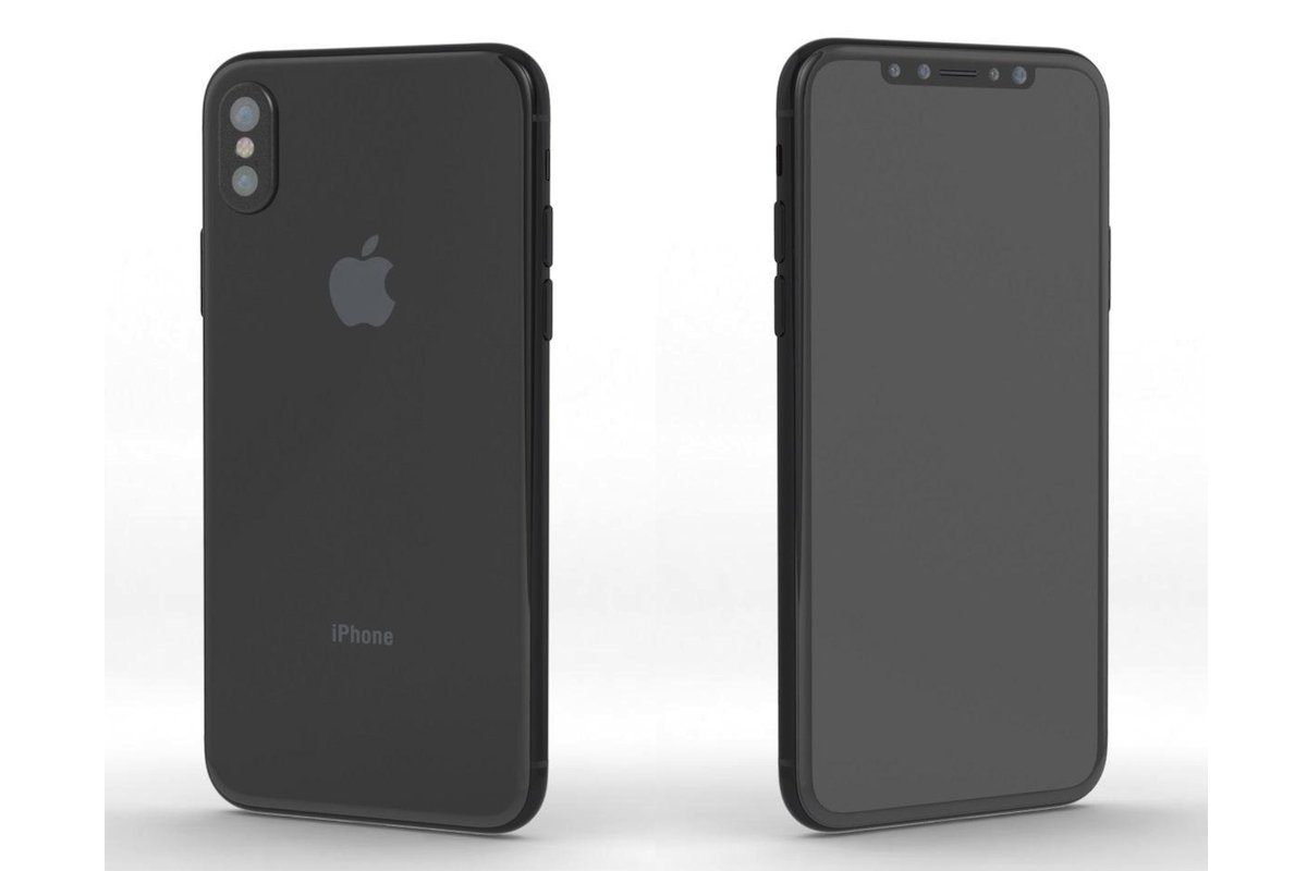 IPhone 8 Nodus Render
