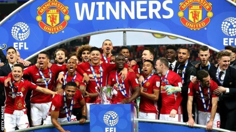 See Carabao Cup Next Round Draw As Holders Man United Will Face Swansea (full Fixtures)