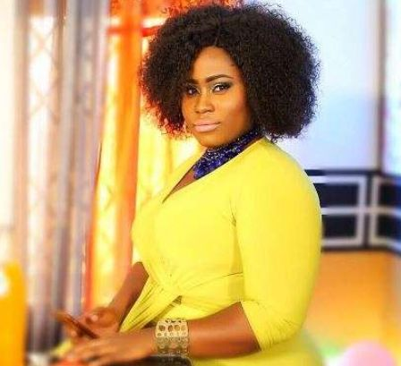 How Strange Sickness Paralysed Pretty Actress Lydia Forson