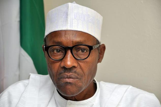 President Muhammadu Buhari 8