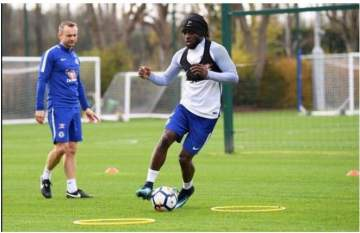Victor Moses Speaks On Michael Emenalo's Departure From Chelsea (Read What He Said)