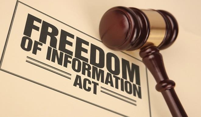 Freedom Of Information Act FoI