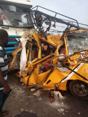 Lady Involved In Ghastly Accident After Taking Selfie In A Keke Napep Lailasnews4