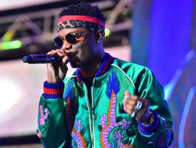 STAR BOY!! Wizkid Set To Perform At 2018 World Cup Opening Ceremony