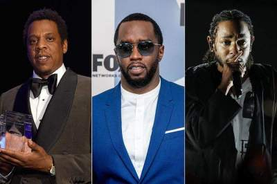 Checkout Forbes Top 20 Highest Paid Hip-Hop Acts For 2018