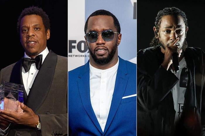 Jay Z Diddy Kendrick Lamar 2