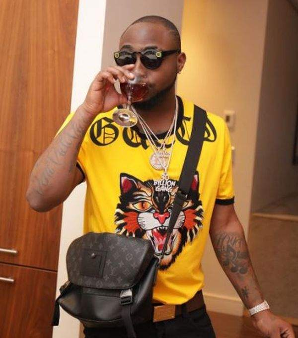 Davido Reacts As Capital Ng Claims He Isnt Owner Of Private Jet