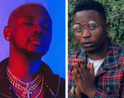 Watch Video: Demmie Vee Prostrates For Kizz Daniel As Beef Is Squashed