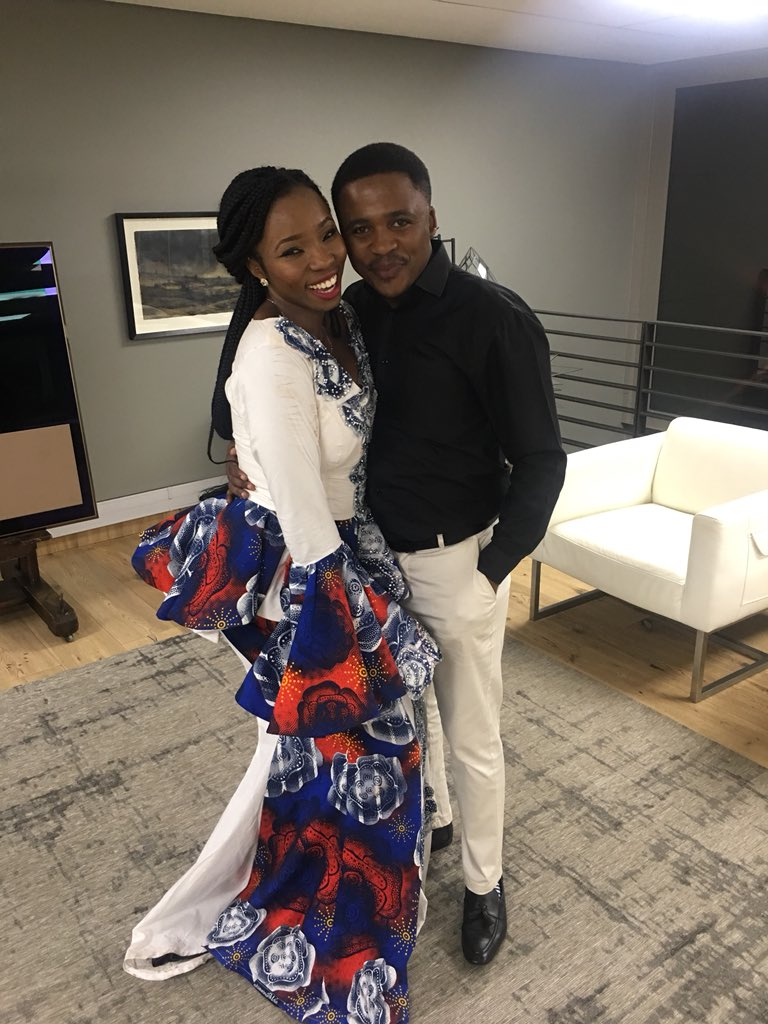 #BBNaija: First Photos Of Bambam Shortly After Her Eviction Last Night