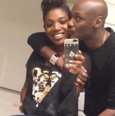 How I Feel Seeing Alex Ekubo Kiss My Wife, Annie Idibia - 2Face