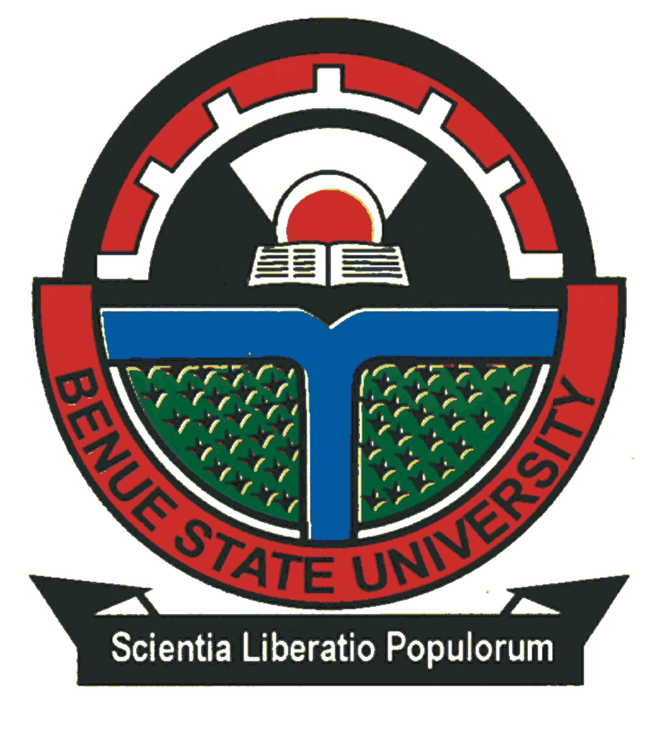 Image result for Benue state university logo