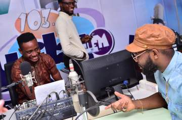 Falz Storms UNILAG on Its 15th Anniversary (Watch Video)