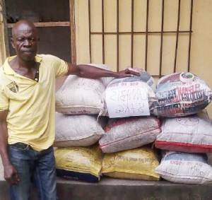 News : Major Hemp Distributors In Abia Arrested (Photo)