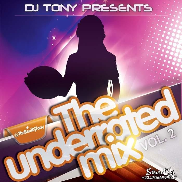 DJ Tony - The Underrated Mix Vol 2