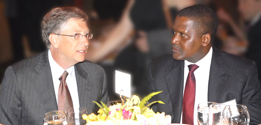 Bill Gates Commends Nigerian Billionaire, Dangote Because Of This