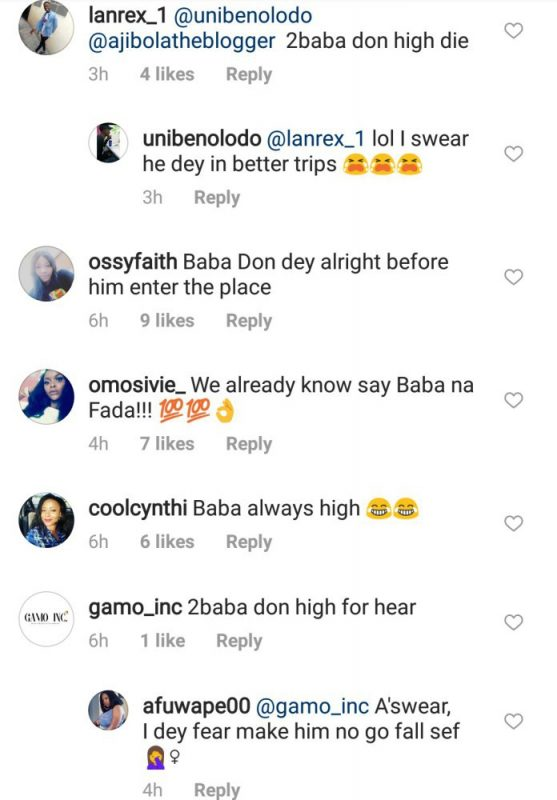 How Davido Chased 2Face Off The Stage During His 30 Billion Concert Because He Was Drunk Fans Comment 4