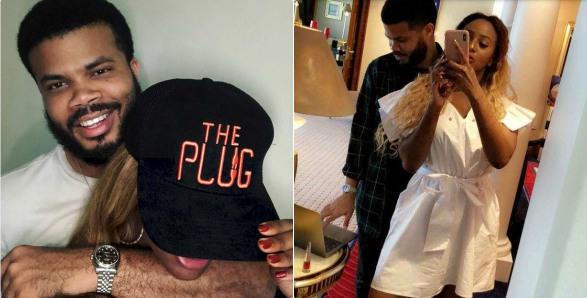 Asa Asika Flaunts His Girlfriend Dj Cuppy On Instagram