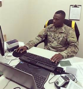 Nigerian Promoted To A Sergeant In United States Army1
