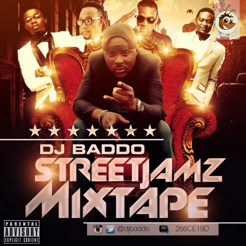 DJ Baddo - Street Jamz Mixtape