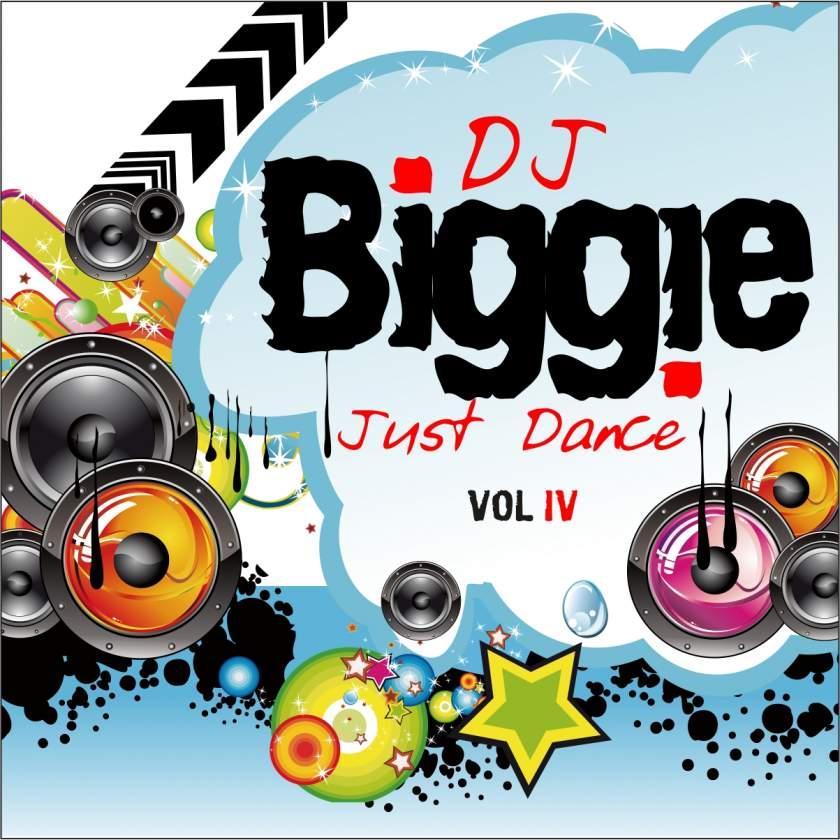 DJ Biggie - Just Dance Mix (Vol 4)