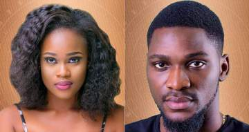 BBNaija 2018: Tobi Apologizes To Cee-C And Reveals Why He Put Her Up For Eviction