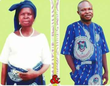 Grievous Exist! Woman And Her Son Buried The Same Day In Akwa Ibom (Photo)