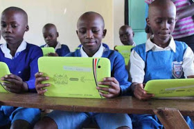 Kenyan Govt To Give Laptops To Pupils From Tomorrow
