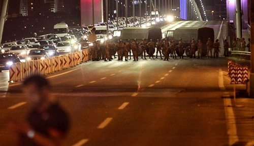 Trouble In Turkey As Army Group Announces Takeover On TV