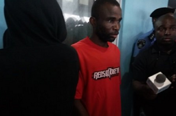 Photo: Husband Impregnates Wife's Sister, Strangles Baby After Birth