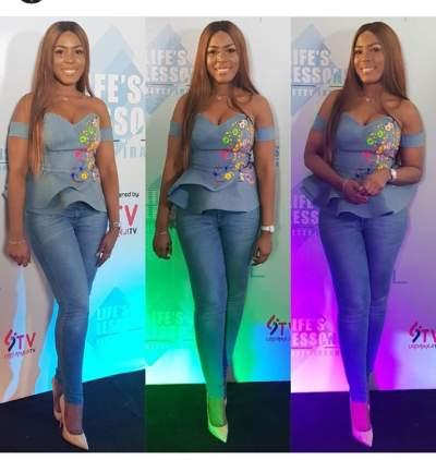 TOP 10! Best Dressed/Stylish Nigerian Female Celebrities Of 2017 (Photos)