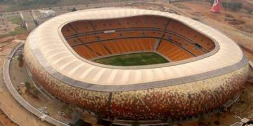 Too Bad!! Check Out The Terrible State Of National Stadium Abuja (See Photo)