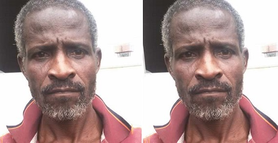 Police Parade Grandpa Who Raped 2-Year Old (Pictured)