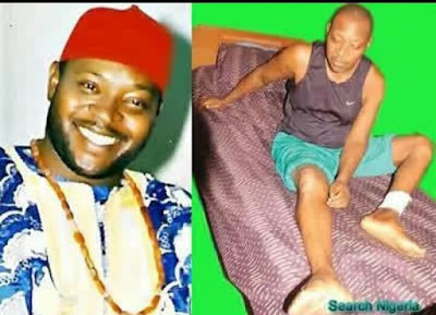 Nollywood actor, Prince James Uche Solicites For N11m kidney transplant funds