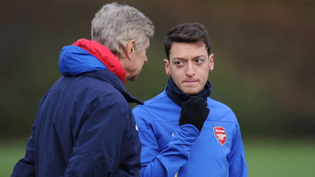 Revealed: Arsene Wenger Reveals Why Mesut Ozil Is Always Sick (See Why)